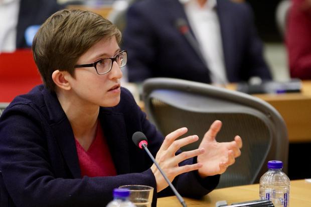 Julia Reda to jedyna w Parlamencie Europejskim posłanka z ramienia Partii Piratów