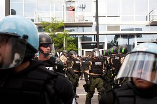 USA: Policja obwiązała go sznurem. Żąda miliona dolarów odszkodowania