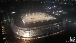 Nouveau stade du Sénégal