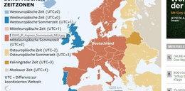 Skandaliczna mapa wielkich Niemiec! Pomyłka?