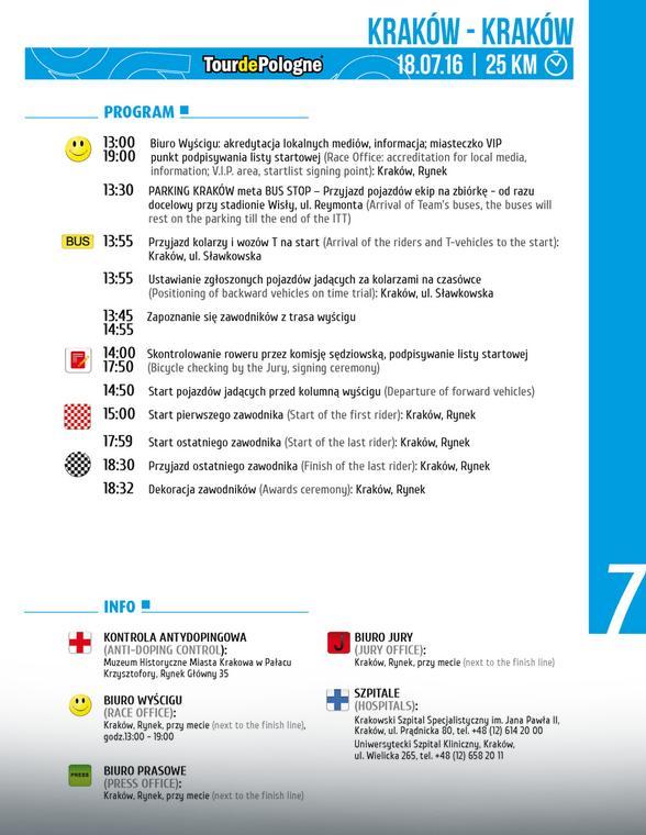 7. etap - program