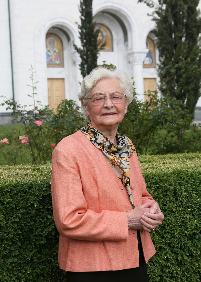 Dr Ana Gligić, virusolog