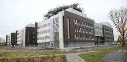 Tak budują Szpital Południowy