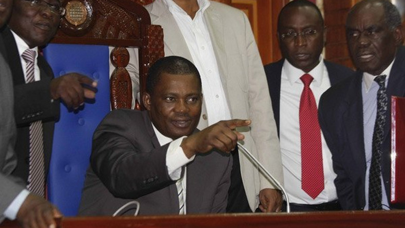 National Assembly Speaker Justin Muturi declares Kibra constituency seat vacant