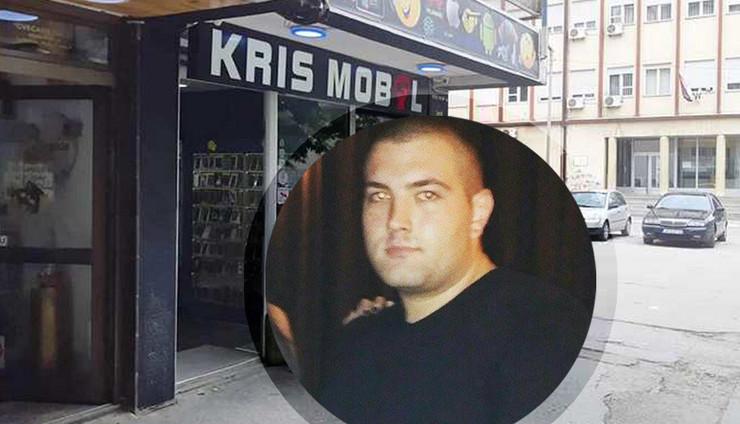 kris mob miljan kombo RAS Jugmedia, Privatna arhiva