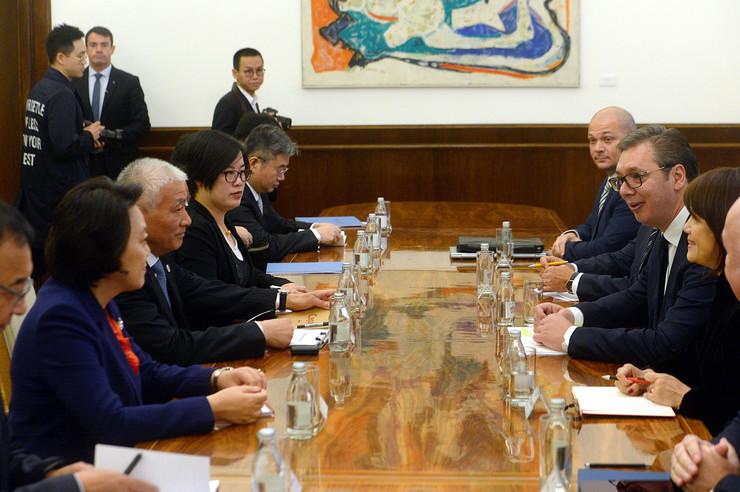 vucic vang dzang 03 foto Tanjug Predsednistvo Srbije