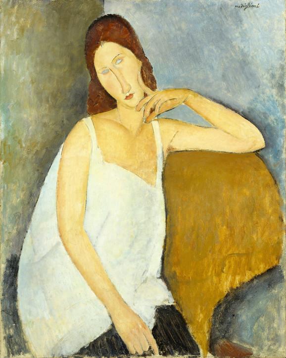 Žan Ebitern, 1919, The Metropolitan Museum of Art, New York