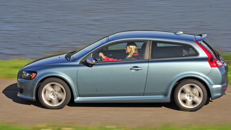 Volvo C30: indywidualista z kilkoma niedociągnięciami
