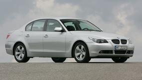 Używane BMW serii 5 - kusi na wiele sposobów