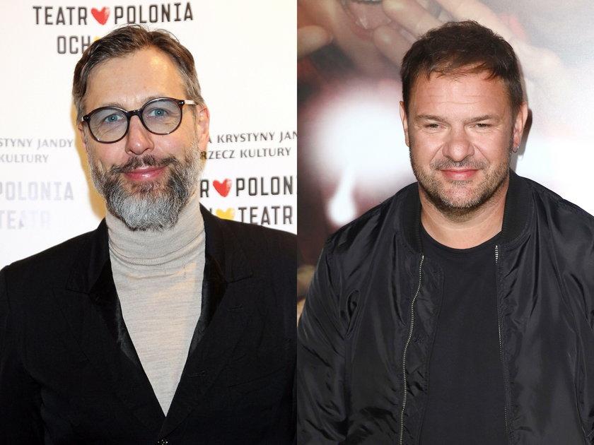Tomasz Karolak i Szymon Majewski