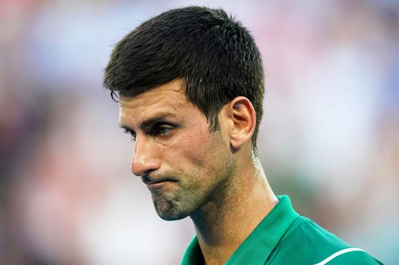 """SRAMAN POTEZ AMERIKANACA Kako je ovo moguće! U """"Teniskim legendama"""" nema mesta za Novaka Đokovića, ali je tu čovek koji ga MRZI iz dna duše"""