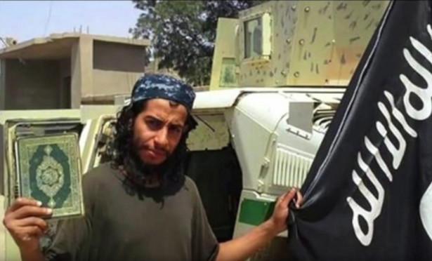 Na nagraniu widoczny jest terrorysta podejrzewany o udział w piątkowym zamachu w Paryżu