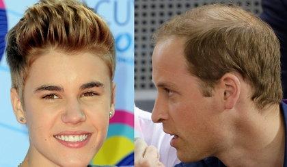 Bieber ostro krytykuje księcia Williama! Za co?