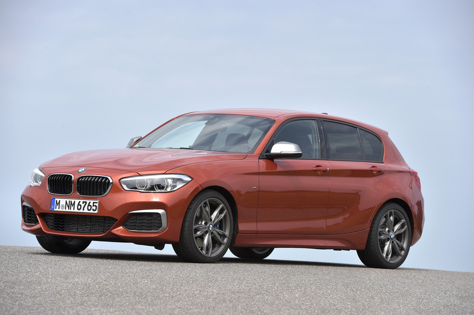hot hatch - BMW M135i