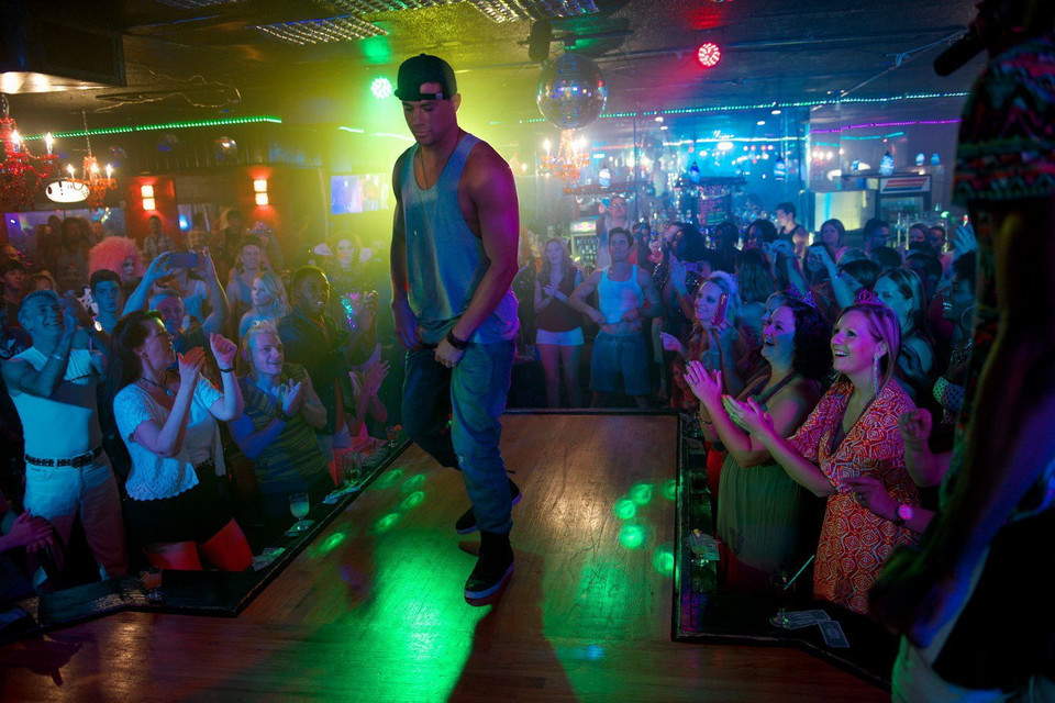 """Magic Mike XXL"": kadr z filmu"