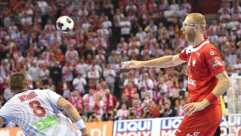Mistrzostwa Europy w piłce ręcznej: Polska - Norwegia