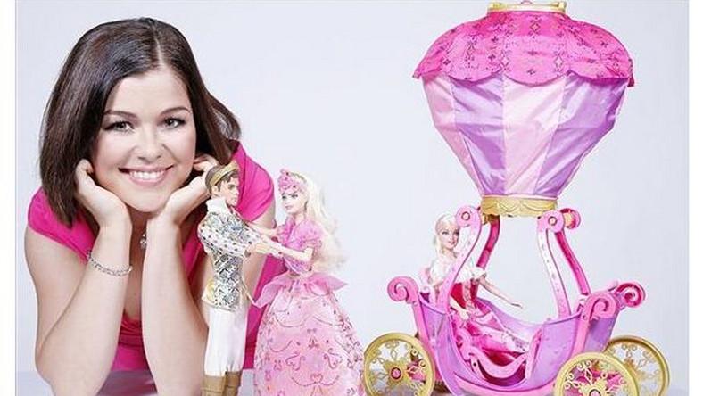 Ile Cichopek dostanie za reklamę Barbie?