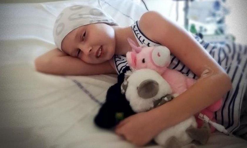 Samanta potrzebuje pomocy. Każdy dzień to dla niej walka o życie
