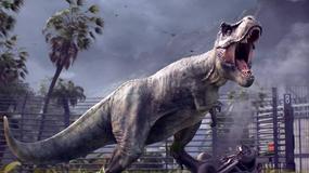 Jurassic World: Evolution - pierwsze wideo na silniku gry