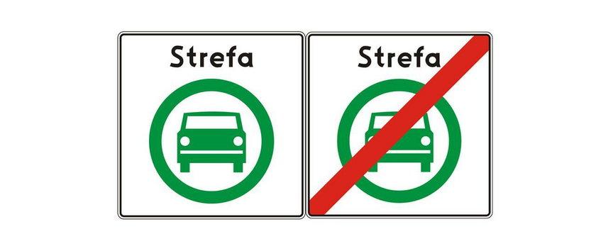 Obowiązują nowe znaki drogowe!