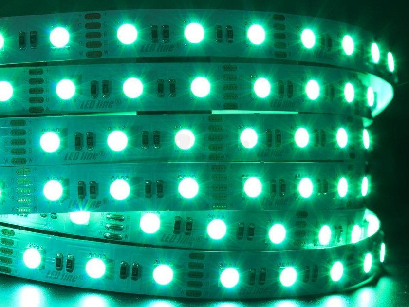 Taśma LED line 300 SMD 5060 RGBW 6000K - 7000K 1 metr