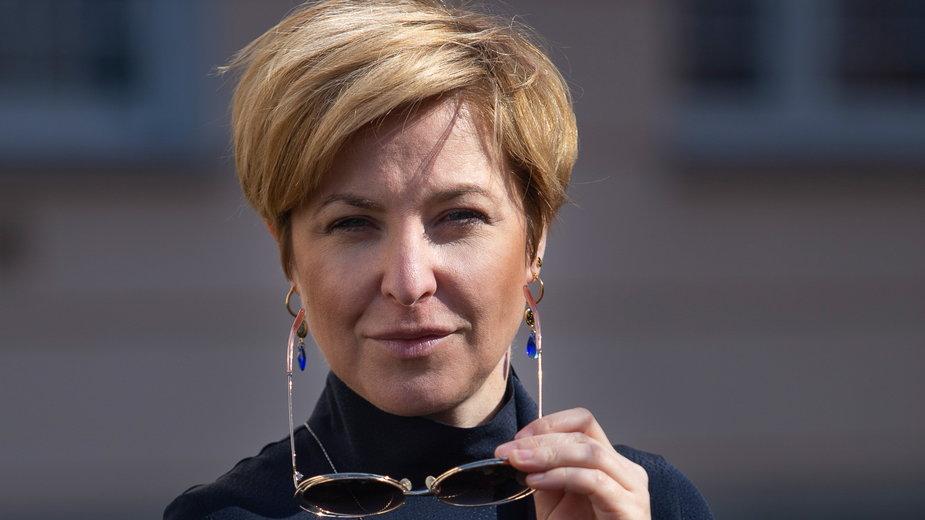 Katarzyna Krauss, radca prawny
