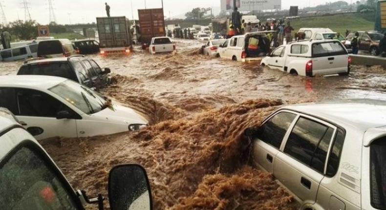 Watch Out for Flash Floods