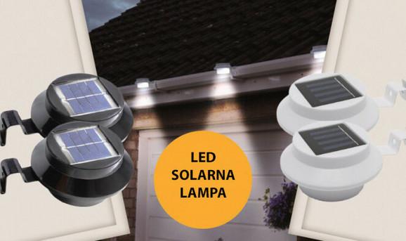 Solarna LED lampa