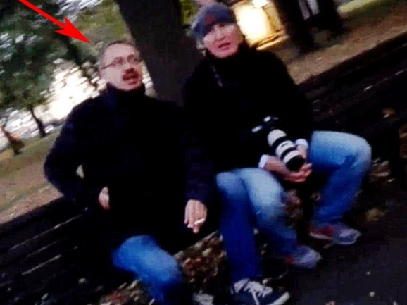 Šišmakov i Popov navodno uslikani u Beogradu
