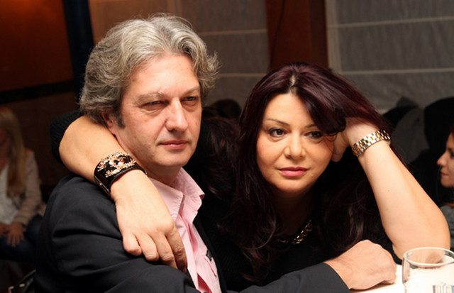 Vesna Radusinović i Milomir Marić