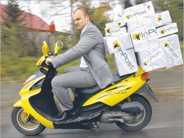 Brzoska założył własną firmę jako 22-letni student. Teraz ma majątek oceniany na 207 mln zł Fot. Tomasz Żurek/Reporter