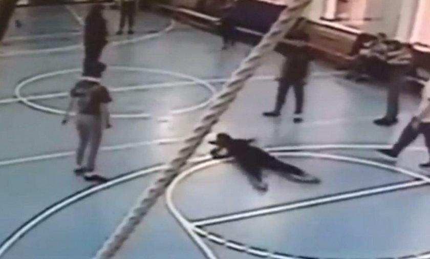 W Moskwie zmnarła dziewczyna podczas lekcji wychowania fizycznego