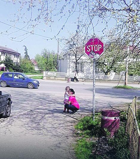 Sreća da je naišao komšija: Raskrsnica gde je devojčicu prepoznao komšija