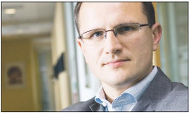 Marcin Chomiuk, dyrektor w dziale prawnopodatkowym PwC