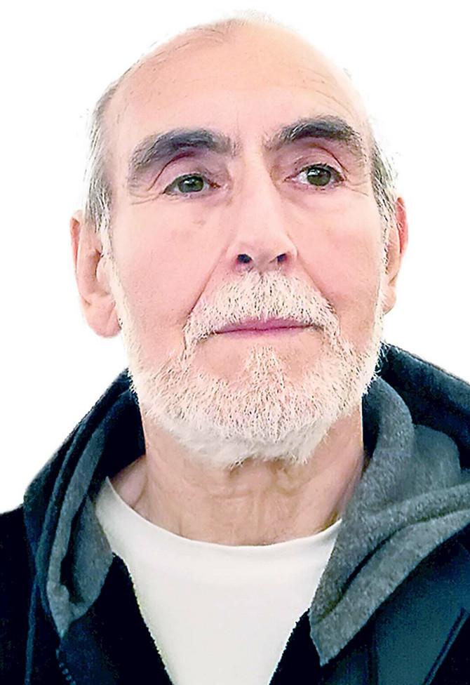 Vladan Pantelić, joga instruktor