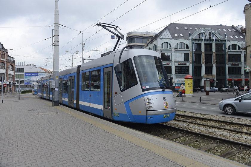 Sprawdź jak pojadą tramwaje we Wroclawiu