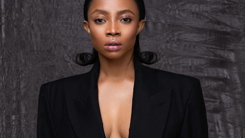 Toke Makinwa and Timi Dakolo are the latest celebrities to lend their voices on the recently released BBC documentary on sex for grades. [Instagram/TokeMakinwa]
