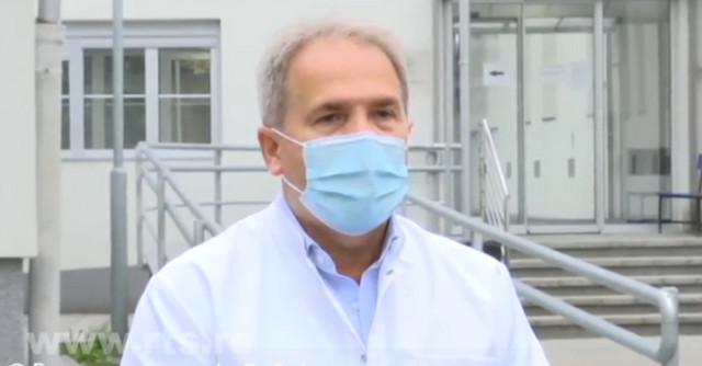 Direktor KBC Zemun Dragoš Stojanović