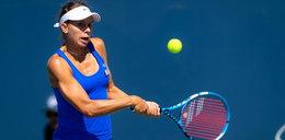 Magda Linette wróciła na kort. Wygrała pierwszy mecz po długiej przerwie