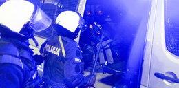 """Chuligani wszczynali burdy na Strajku. """"35 pseudokibiców zatrzymanych"""""""