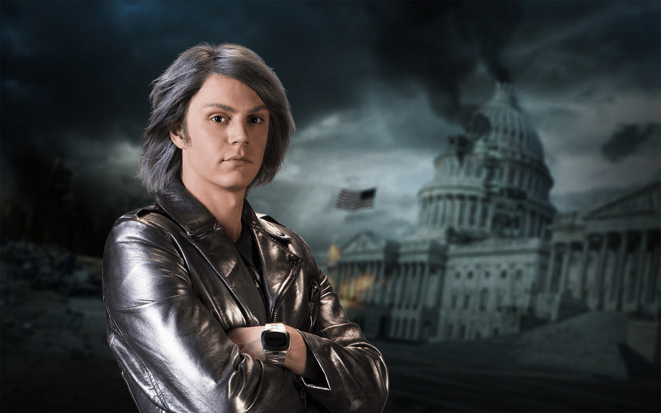 Quicksilver (Evan Peters)