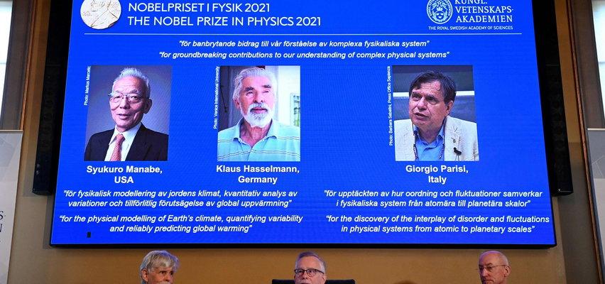 Poznaliśmy laureatów Nagrody Nobla z fizyki