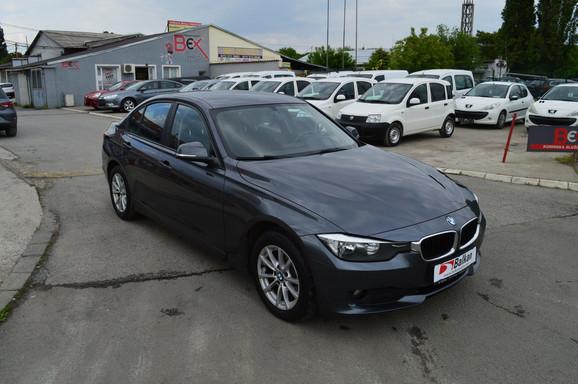4 - BMW 318 D