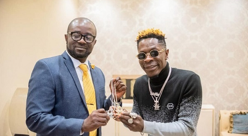 Shatta Wale's word inspires me: We have something in common- GFA President Kurt Okraku