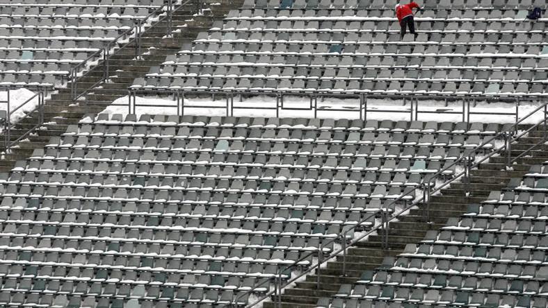 Chorzów wypada z gry o Euro 2012