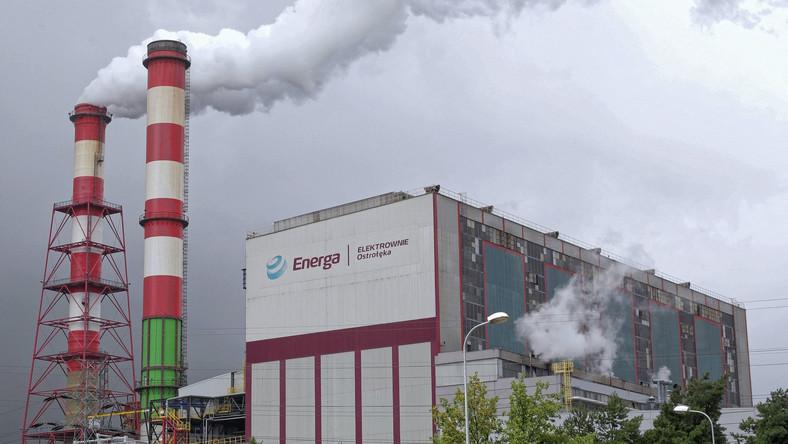 Elektrownia Ostrołęka grupy Energa S.A. Blok energetyczny