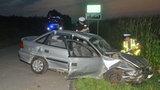 Jazdę próbną zakończył wypadkiem