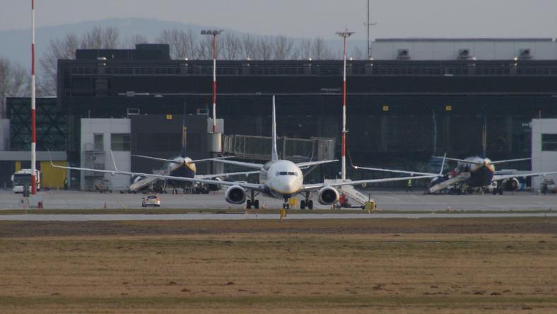 Lotnisko Kraków Airport