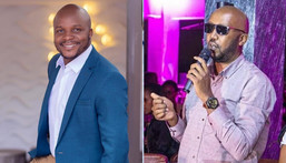 Jalang'o and Andrew Kibe throw jabs at each other about mtumba man.