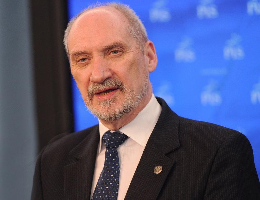 Antoni Macierewicz, wiceprezes PiS